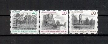 Berlin Michelnummer 578 - 580 postfrisch