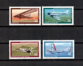 Berlin Michelnummer 592 - 595 postfrisch
