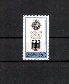 Berlin Michelnummer 598 postfrisch