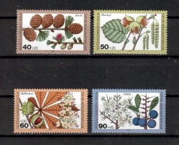 Berlin Michelnummer 607 - 610 postfrisch