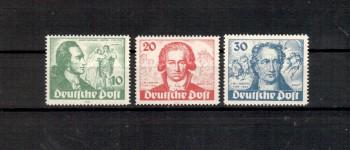 Berlin Michelnummer 61 - 63 postfrisch