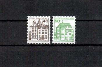 Berlin Michelnummer 614 - 615 postfrisch