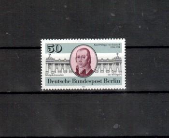Berlin Michelnummer 639 postfrisch