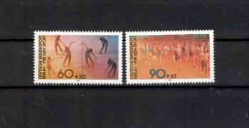 Berlin Michelnummer 645 - 646 postfrisch