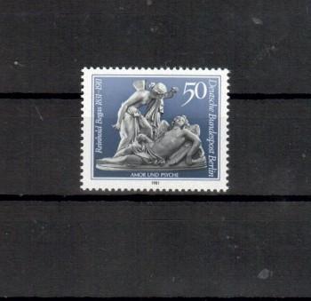 Berlin Michelnummer 647 postfrisch