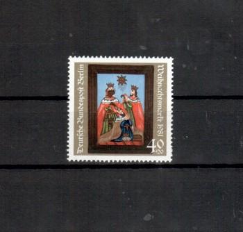 Berlin Michelnummer 658 postfrisch