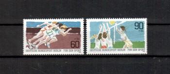 Berlin Michelnummer 664 - 665 postfrisch