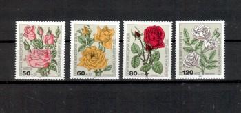 Berlin Michelnummer 680 - 683 postfrisch