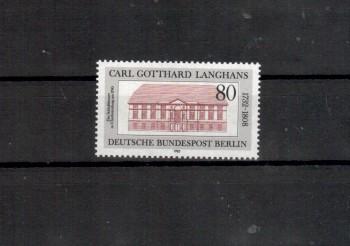 Berlin Michelnummer 684 postfrisch