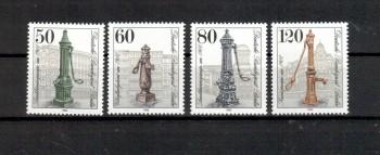 Berlin Michelnummer 689 - 692 postfrisch