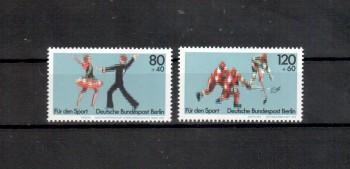 Berlin Michelnummer 698 - 699 postfrisch