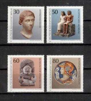 Berlin Michelnummer 708 - 711 postfrisch