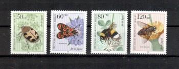 Berlin Michelnummer 712 - 715 postfrisch