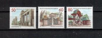 Berlin Michelnummer 761 - 763 postfrisch
