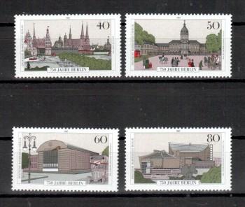 Berlin Michelnummer 772 - 775 postfrisch