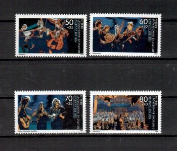 Berlin Michelnummer 807 - 810 postfrisch