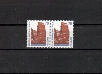 Berlin Michelnummer 874 waagerechtes Paar postfrisch