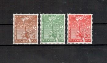 Berlin Michelnummer 88 - 90 postfrisch