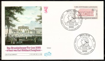 (intern:323 ) Berlin Michelnummer 684 FDC