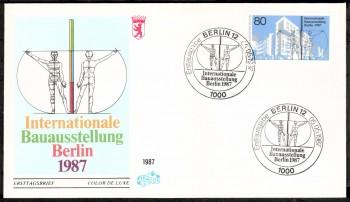(intern:411 ) Berlin Michelnummer 785 FDC