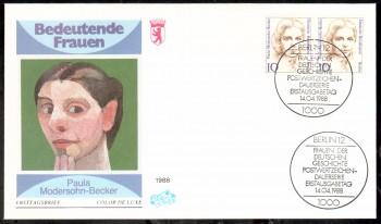 (intern:432 ) Berlin Michelnummer 806 FDC