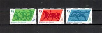 BRD Michelnummer 1046 - 1048 postfrisch