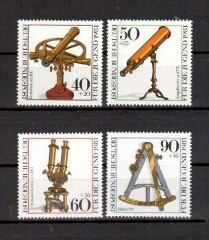 BRD Michelnummer 1090 - 1093 postfrisch