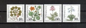 BRD Michelnummer 1108 - 1111 postfrisch