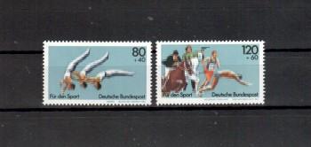 BRD Michelnummer 1172 - 1173 postfrisch