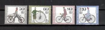 BRD Michelnummer 1242 - 1245 postfrisch