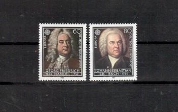 BRD Michelnummer 1248 - 1249 postfrisch