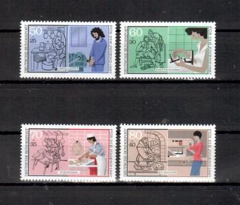 BRD Michelnummer 1315 - 1318 postfrisch