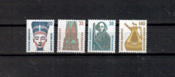 BRD Michelnummer 1398 - 1401 postfrisch