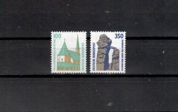BRD Michelnummer 1406 - 1407 postfrisch