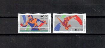 BRD Michelnummer 1408 - 1409 postfrisch