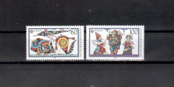 BRD Michelnummer 1417 - 1418 postfrisch