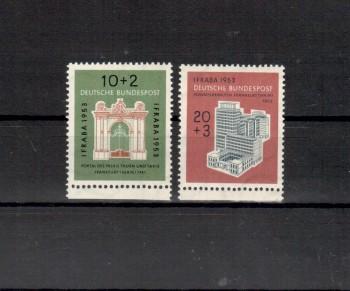BRD Michelnummer 171-172 postfrisch