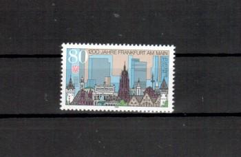 BRD Michelnummer 1721 postfrisch