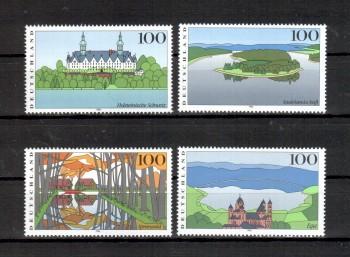 BRD Michelnummer 1849 - 1852 postfrisch