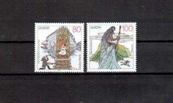 BRD Michelnummer 1915 - 1917 postfrisch