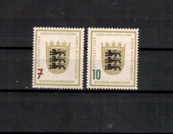 BRD Michelnummer 212-213 postfrisch