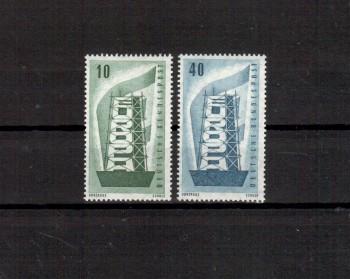 BRD Michelnummer 241-242 postfrisch