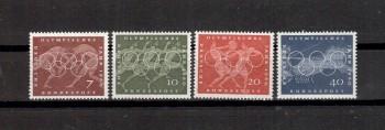 BRD Michelnummer 332-335 postfrisch