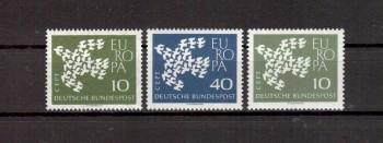 BRD Michelnummer 367-368x,367y postfrisch