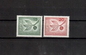 BRD Michelnummer 483-484 postfrisch