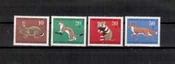 BRD Michelnummer 529-532 postfrisch