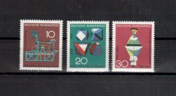 BRD Michelnummer 546-548 postfrisch