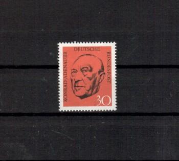 BRD Michelnummer 567 postfrisch