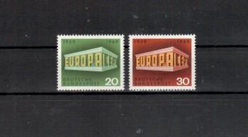 BRD Michelnummer 583 - 584 postfrisch