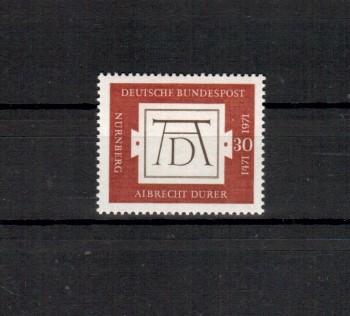BRD Michelnummer 677 postfrisch